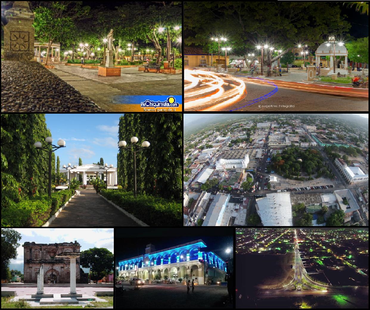 Chiquimula municipio wikiwand for Comedores en concepcion