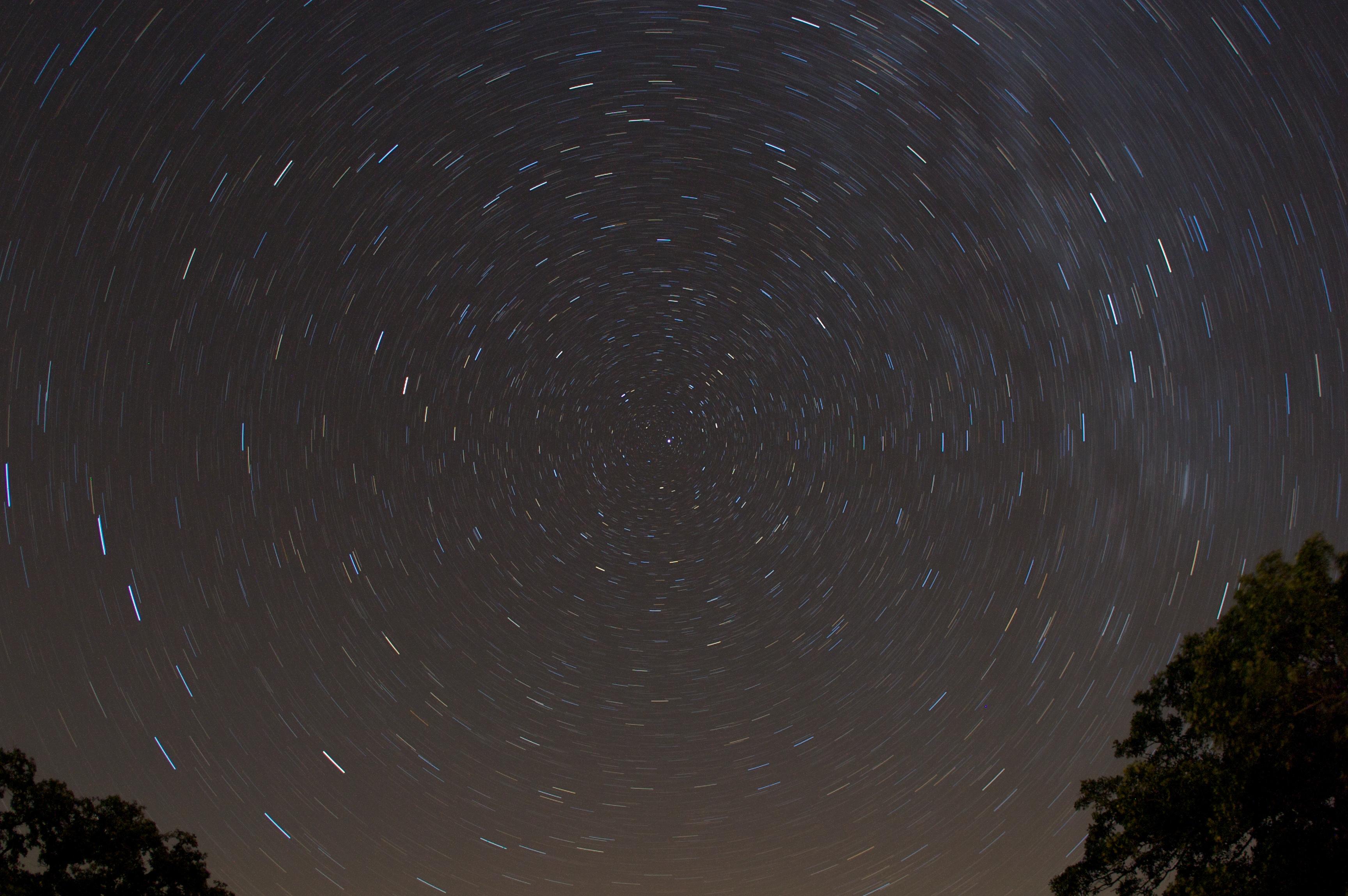 Depiction of Estrella circumpolar
