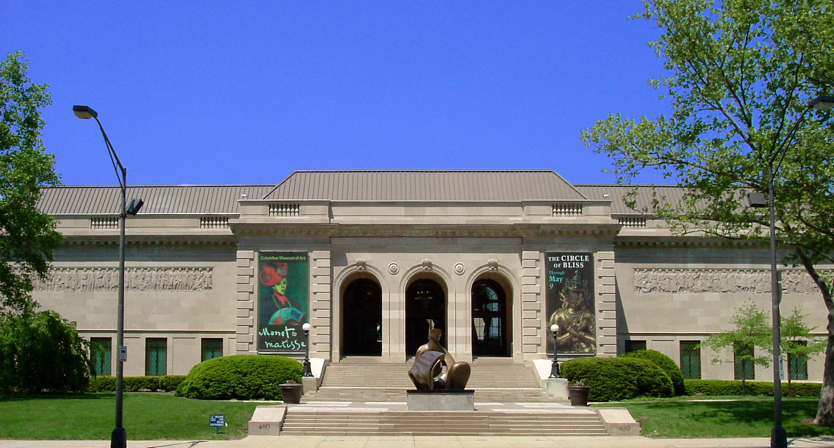 Columbus Museum Of Art Wikipedia