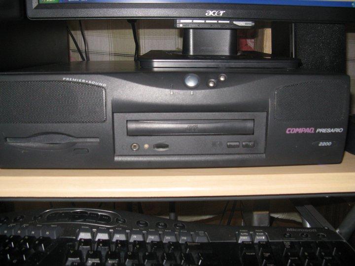Compaq Presario 2200 Wikipedia