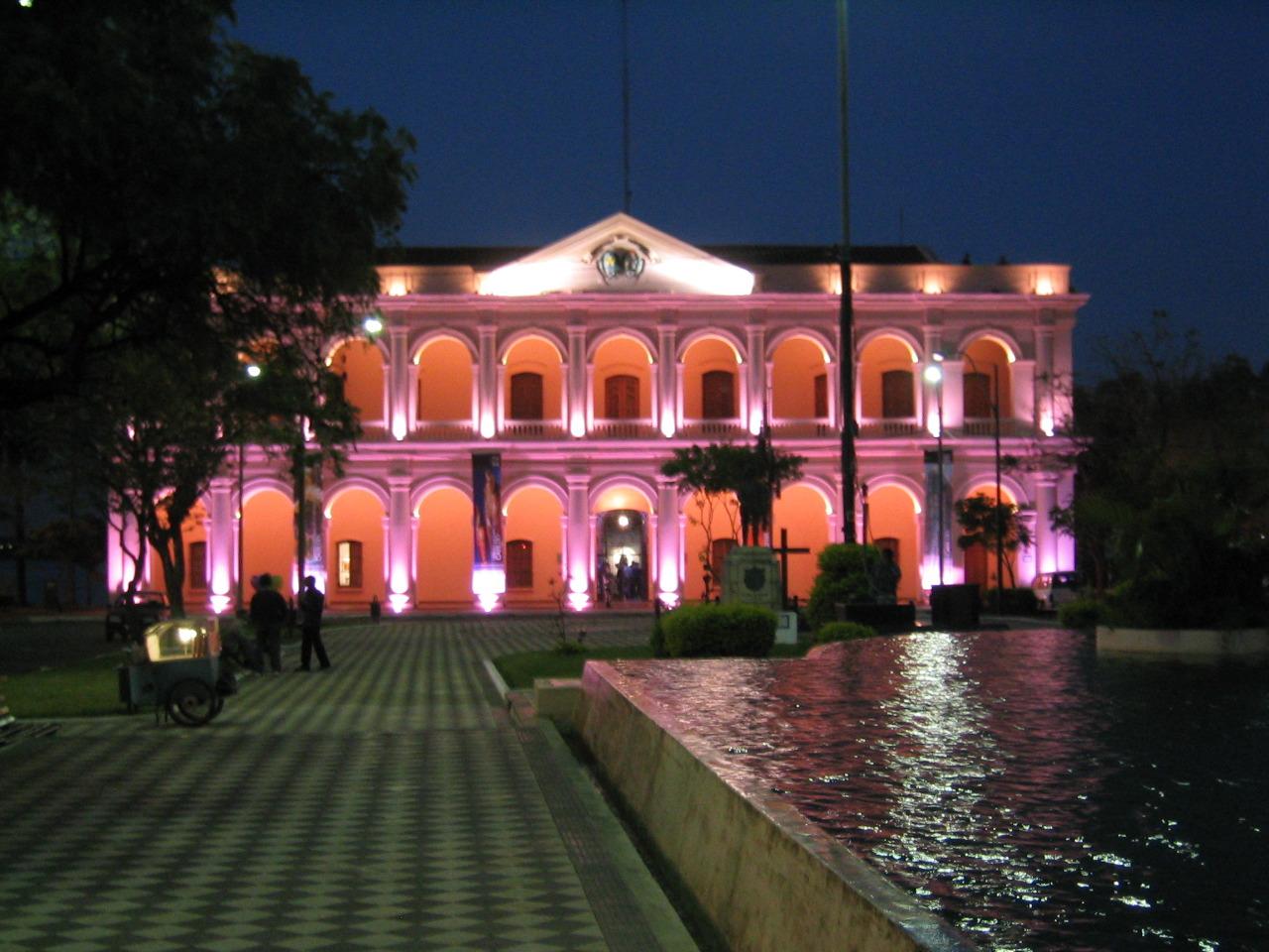 Spanish 160 paraguay architecture of paraguay - Casa en paraguay ...