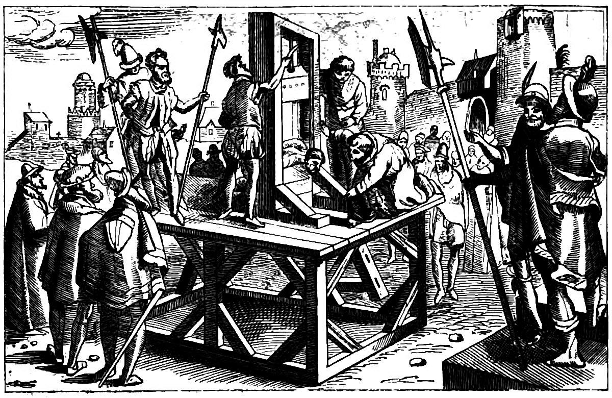 File:Cranach (gravure sur bois) 1539 Martyre de St Matthieu.jpg