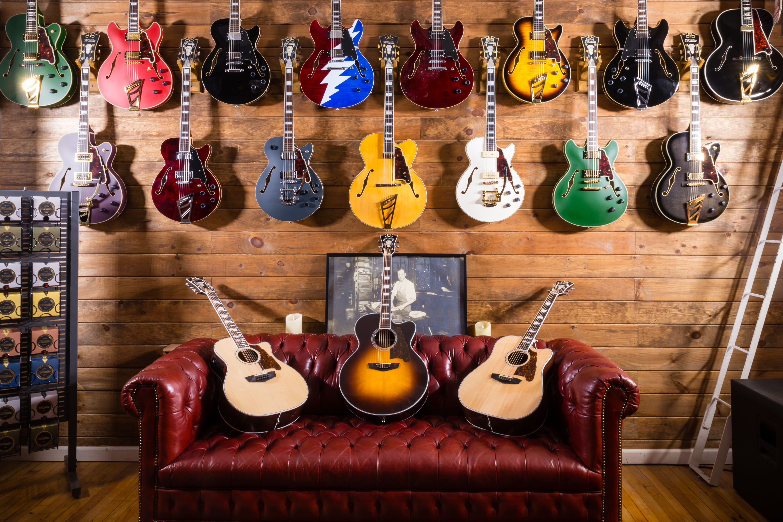 D'Angelico Guitars - Wikipedia