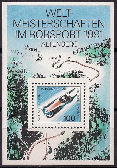 Briefmarken Jahrgang 1991 Der Deutschen Bundespost Wikipedia
