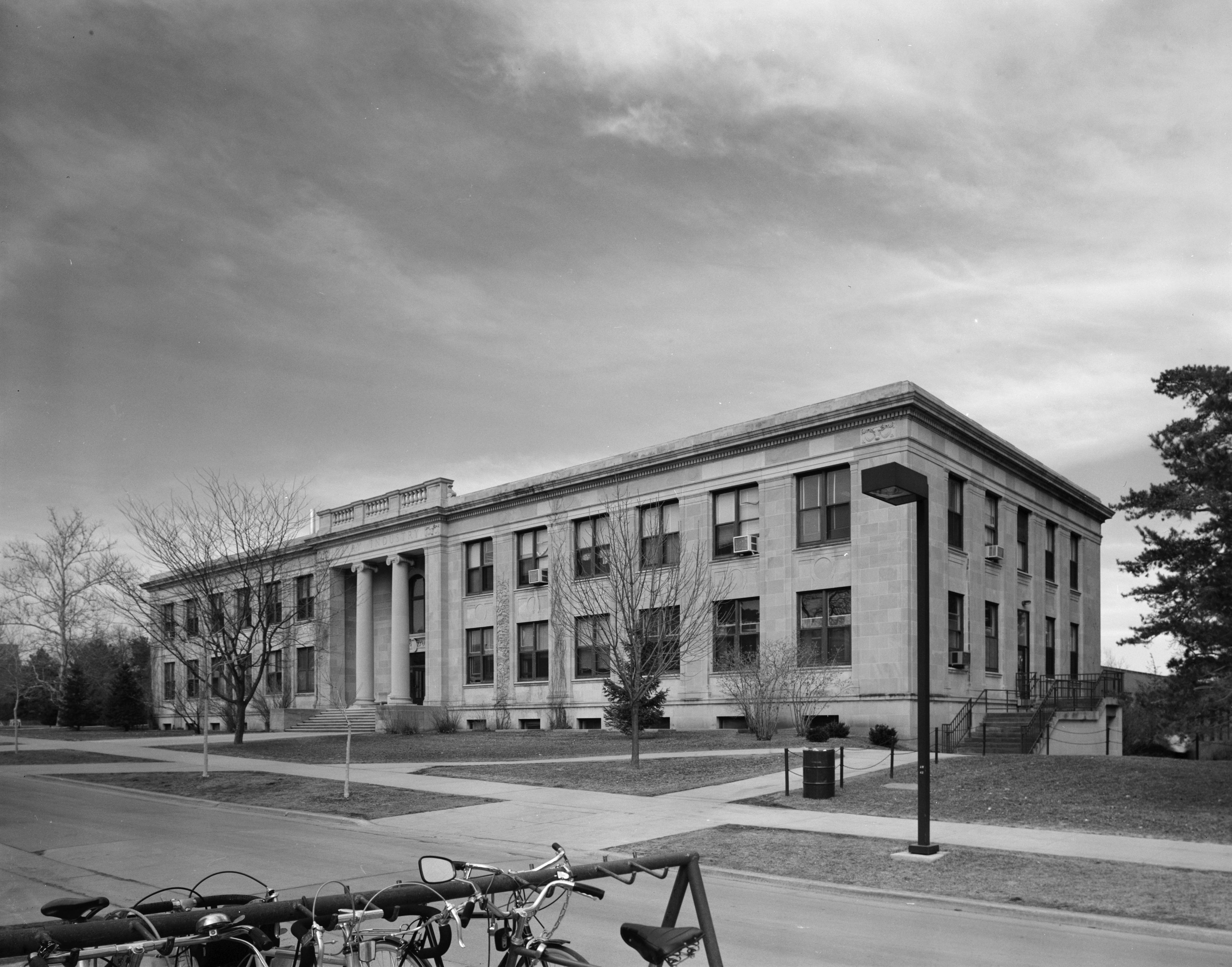 Iowa State University Buildings
