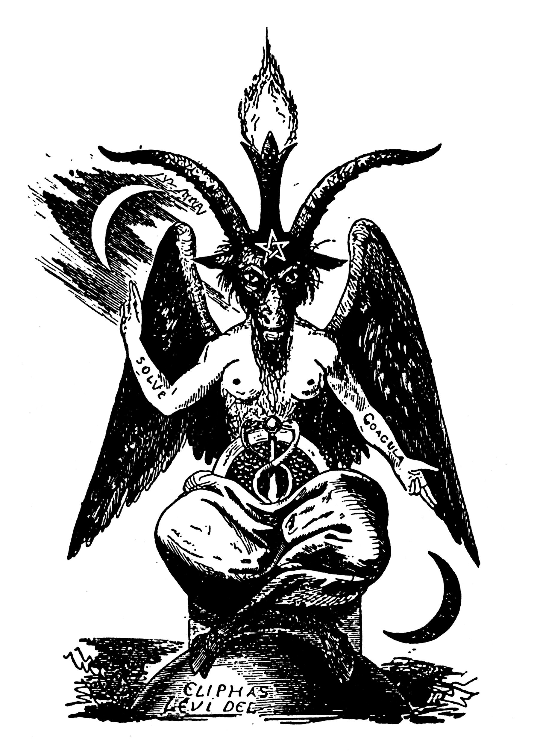 Demonul Baphomet