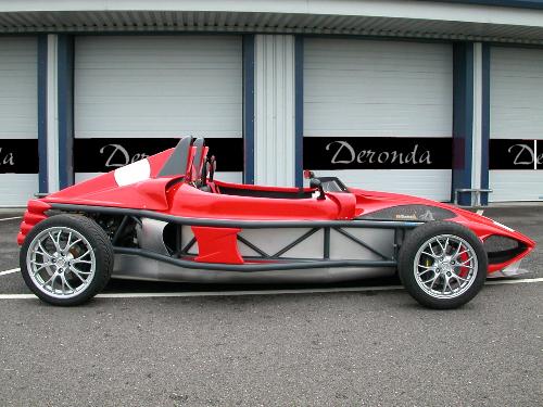 Build A Car >> Deronda Type F - Wikipedia