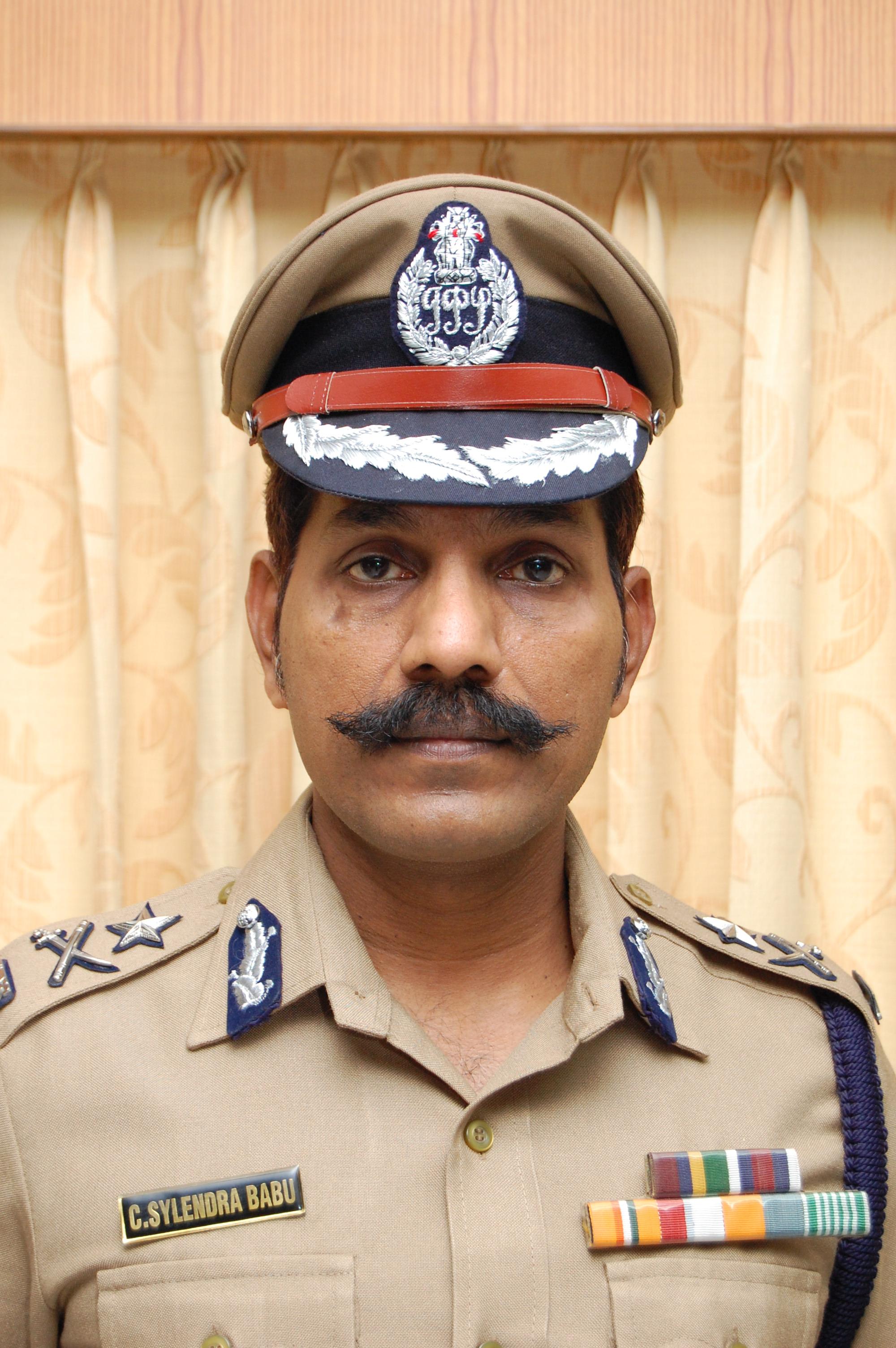 Live Chennai:IPS Tamilnadu police officers photos