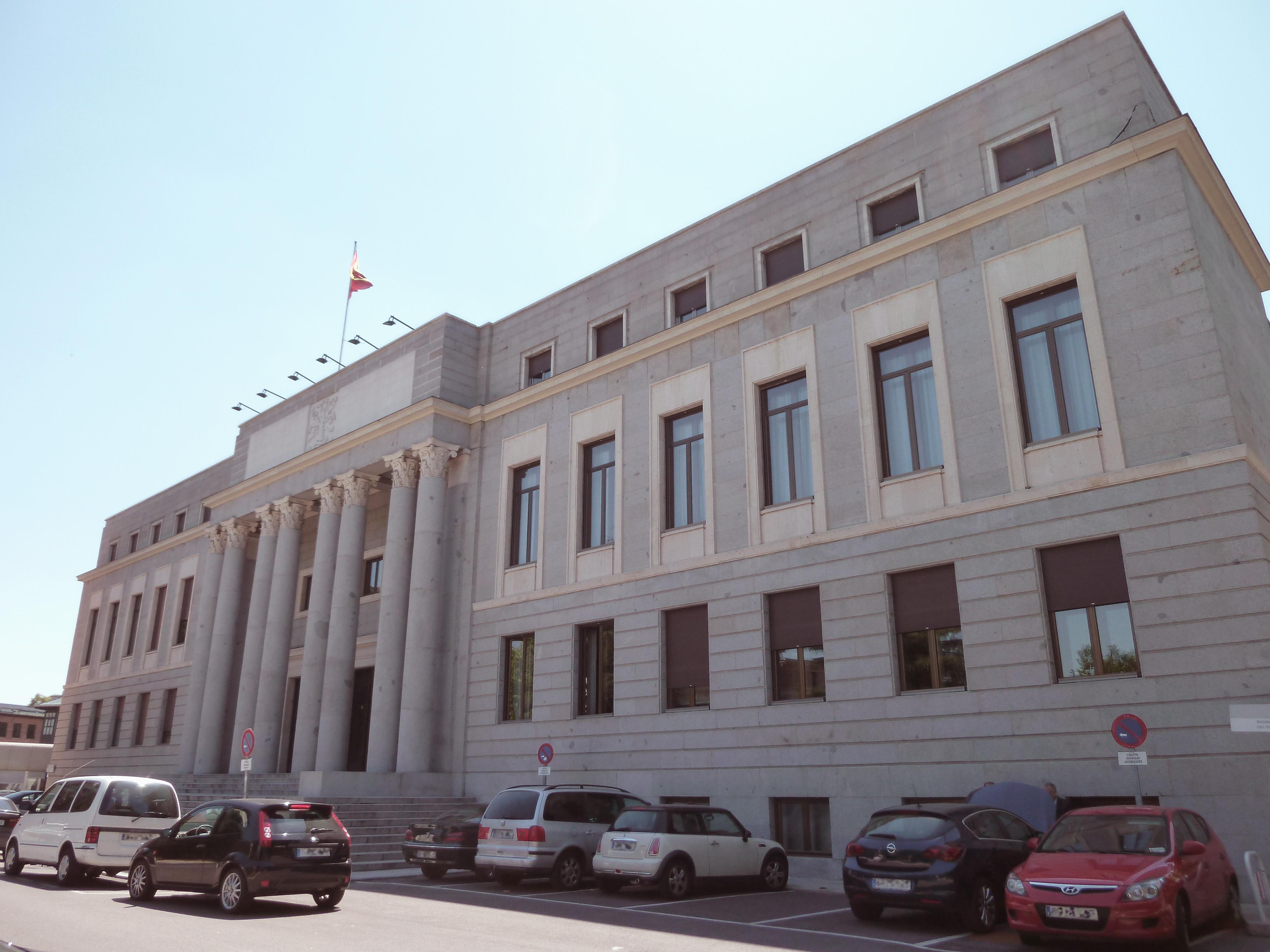 File edificio central del csic madrid wikimedia - Casa de madrid en barcelona ...