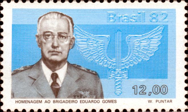 Resultado de imagem para GENERAL EDUARDO GOMES