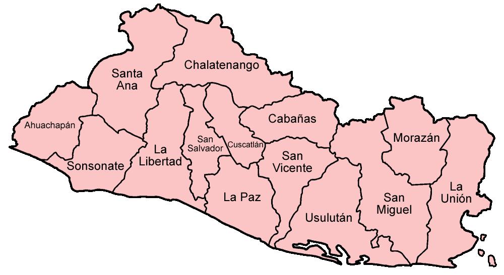 Atlas of El Salvador Wikimedia Commons