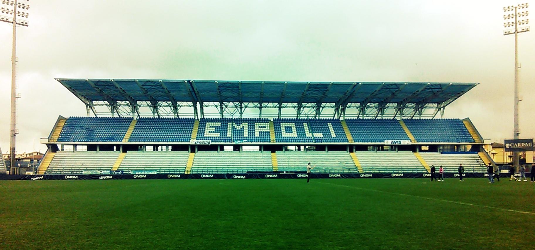 Stadio Carlo Castellani - Wikipedia
