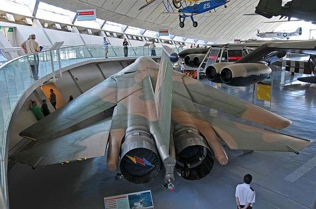 File F 111 E American Air Museum Duxford Geograph Org