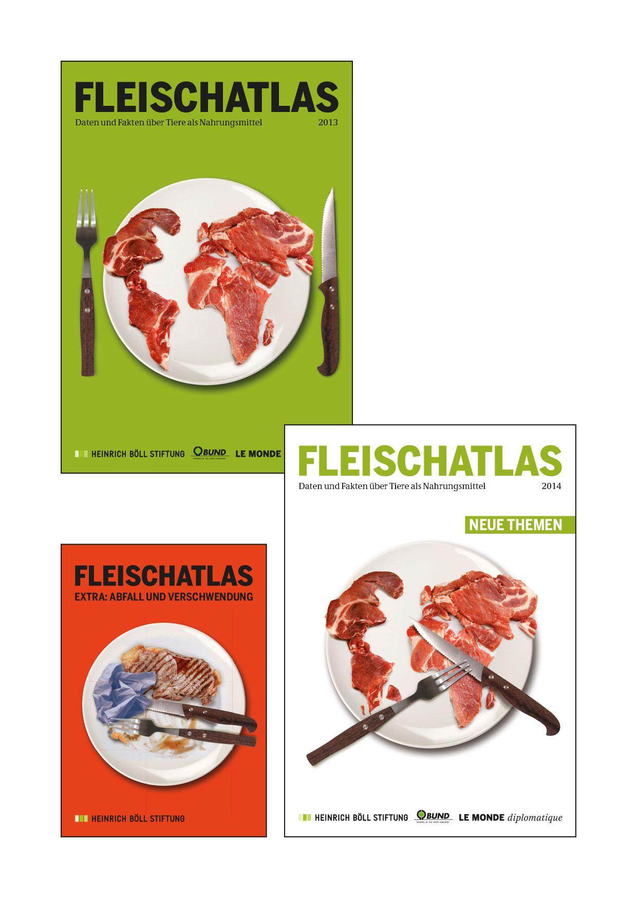 Fleischatlas 2014