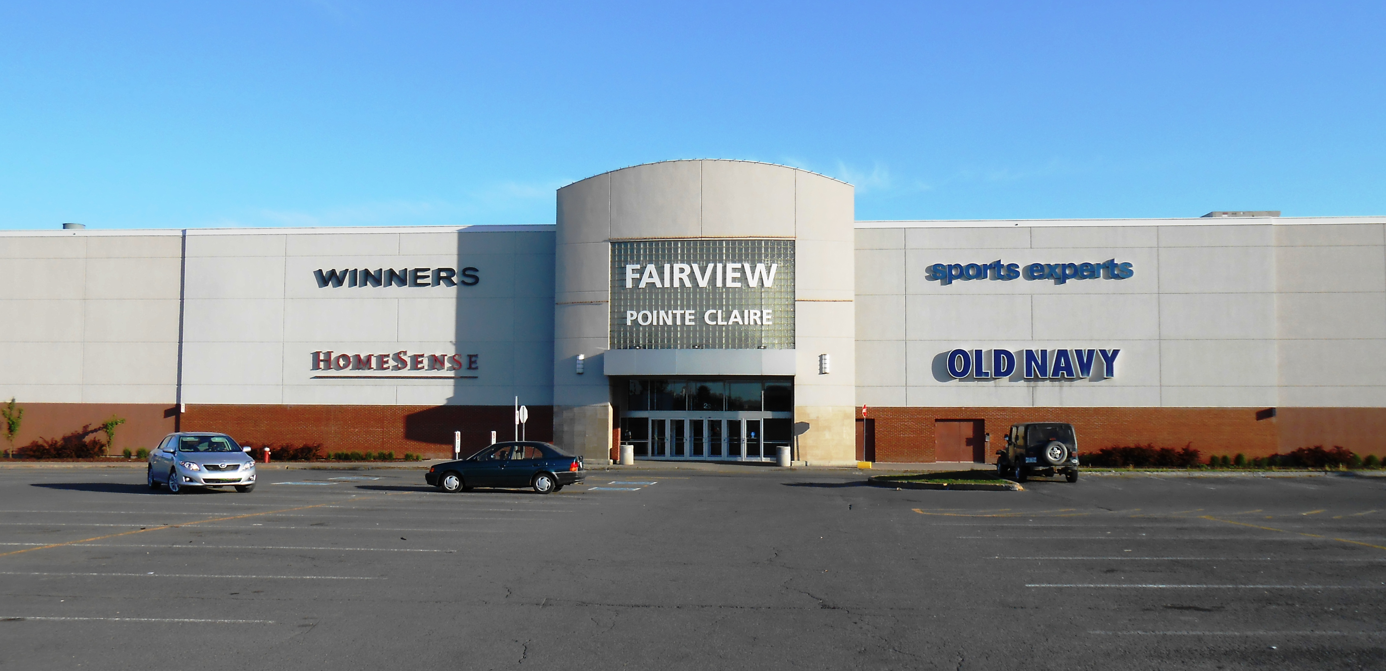 Fairview Pointe-Claire - Wikipedia