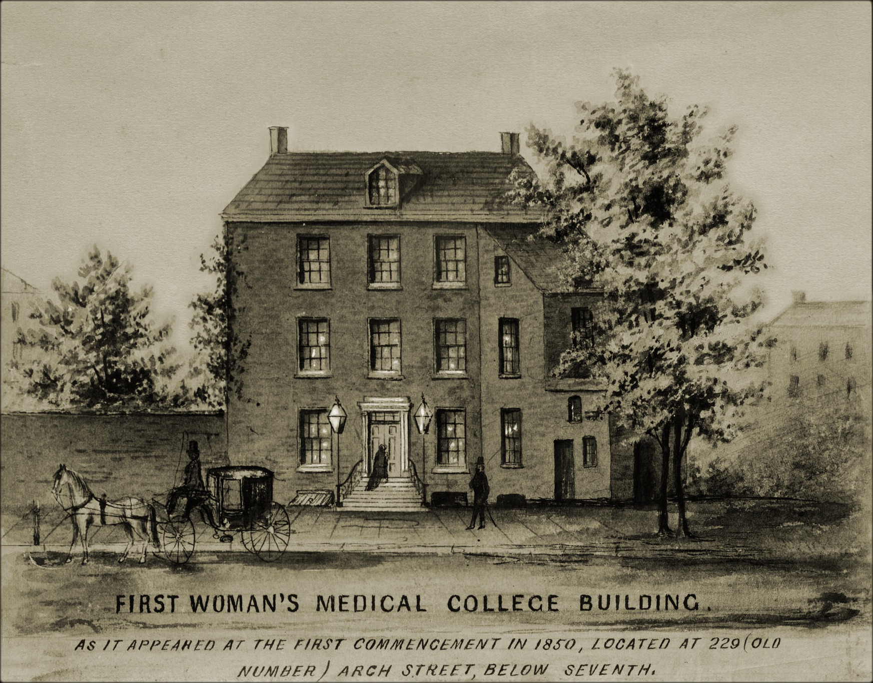 image of Woman's Medical College of Pennsylvania