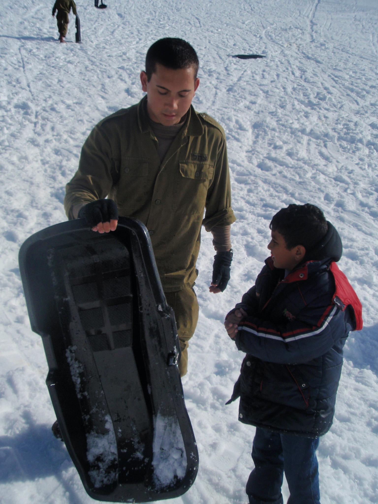 File:Flickr - Israel Defense Forces - Palestinian Children Diagnosed