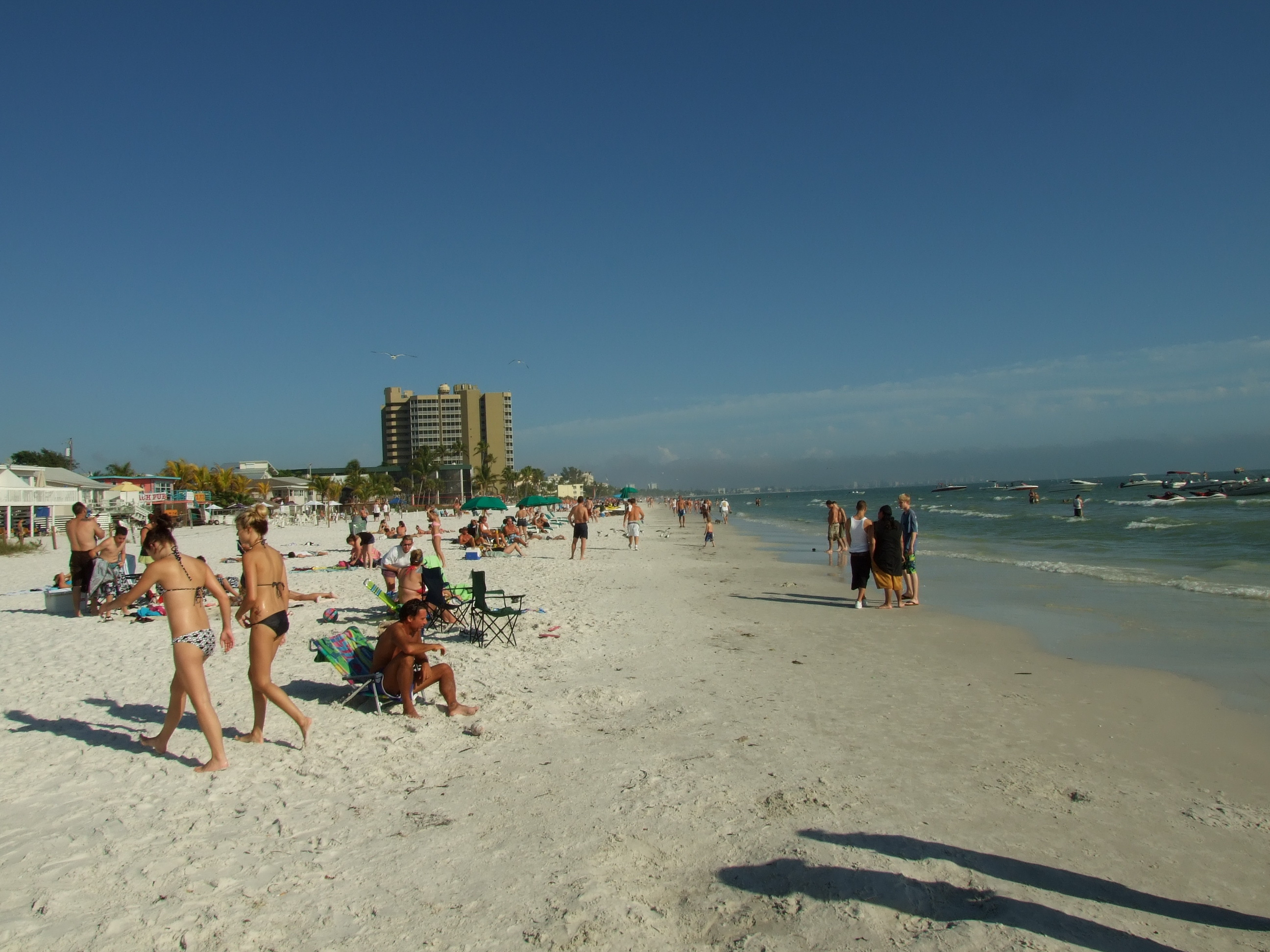 Fort Desoto Beach Florida Camping