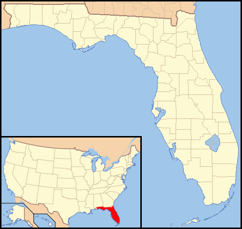 Atlas Of Florida Wikimedia Commons - Florida-map-us