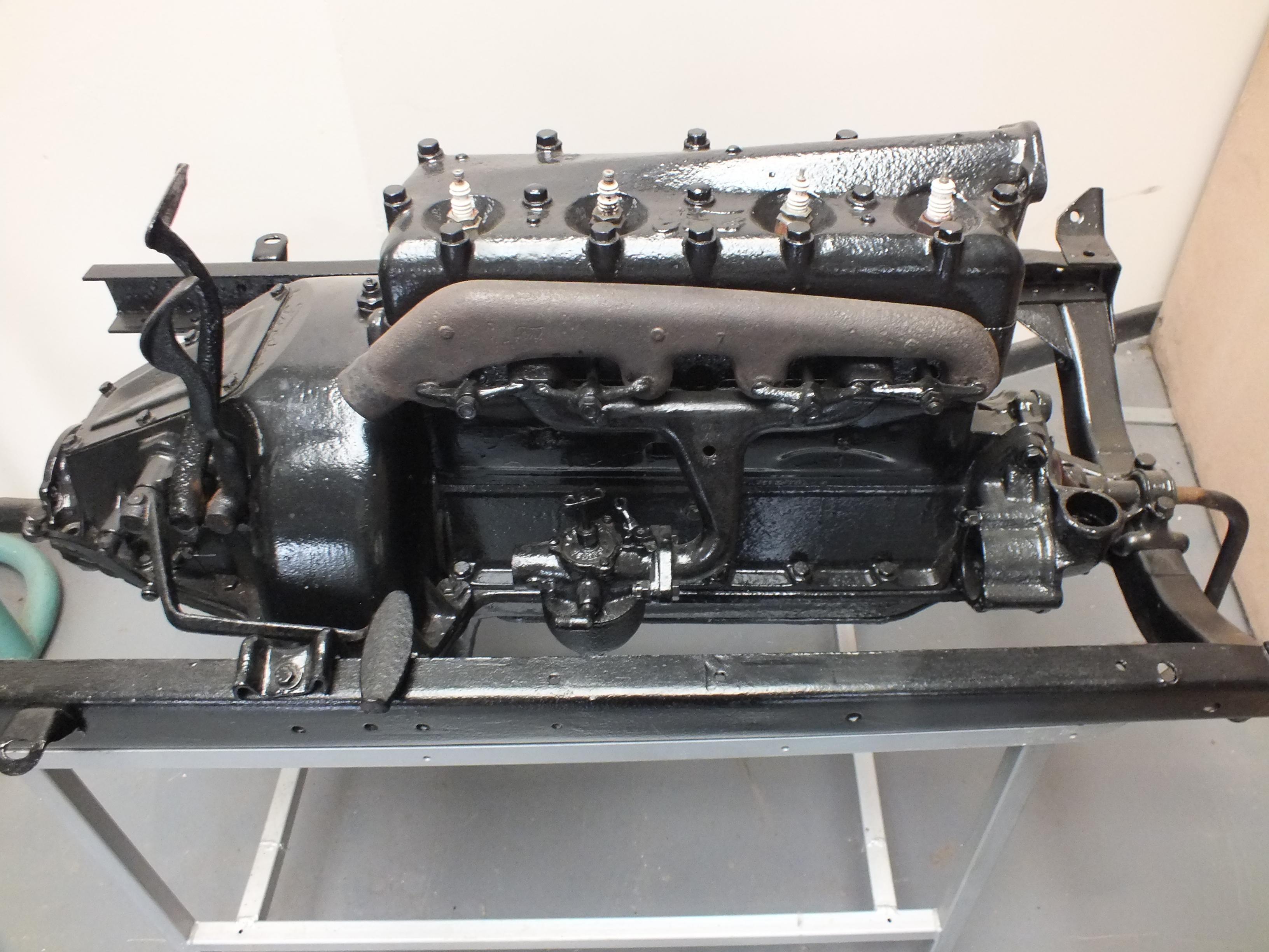 Modelado y recreación virtual en CATIA V5 del conjunto motor ...