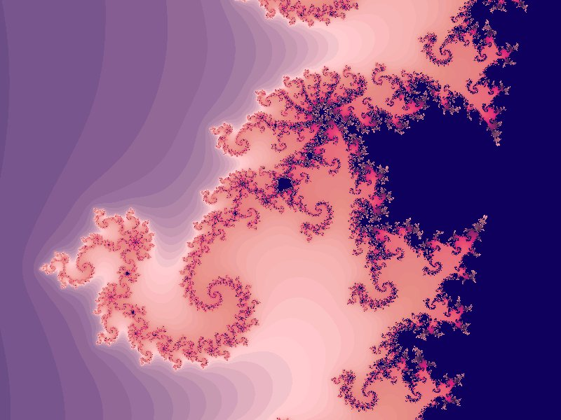 Image result for curva de mandelbrot