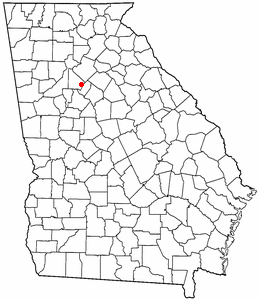 Loko di Lithonia, Georgia