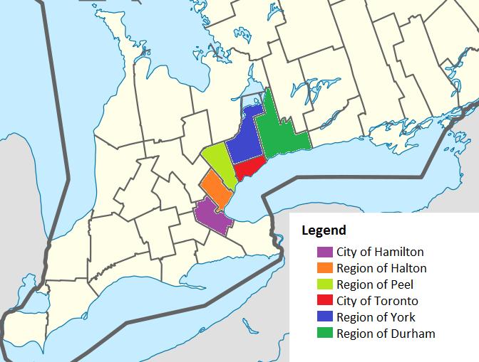 Greater Toronto And Hamilton Area Wikipedia