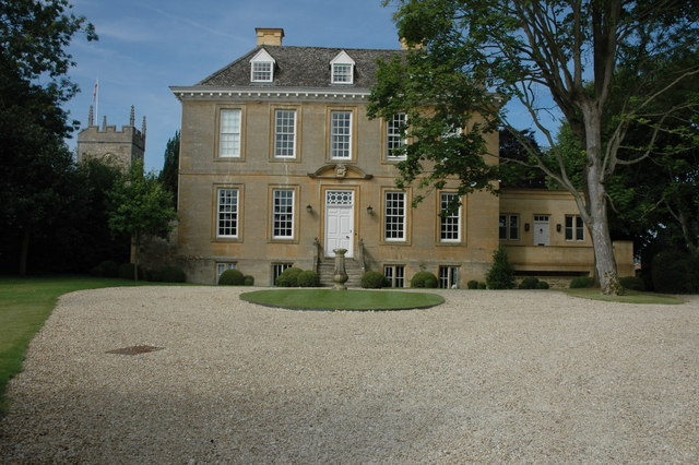 Georgian house, Kingham - geograph.org.uk - 899374