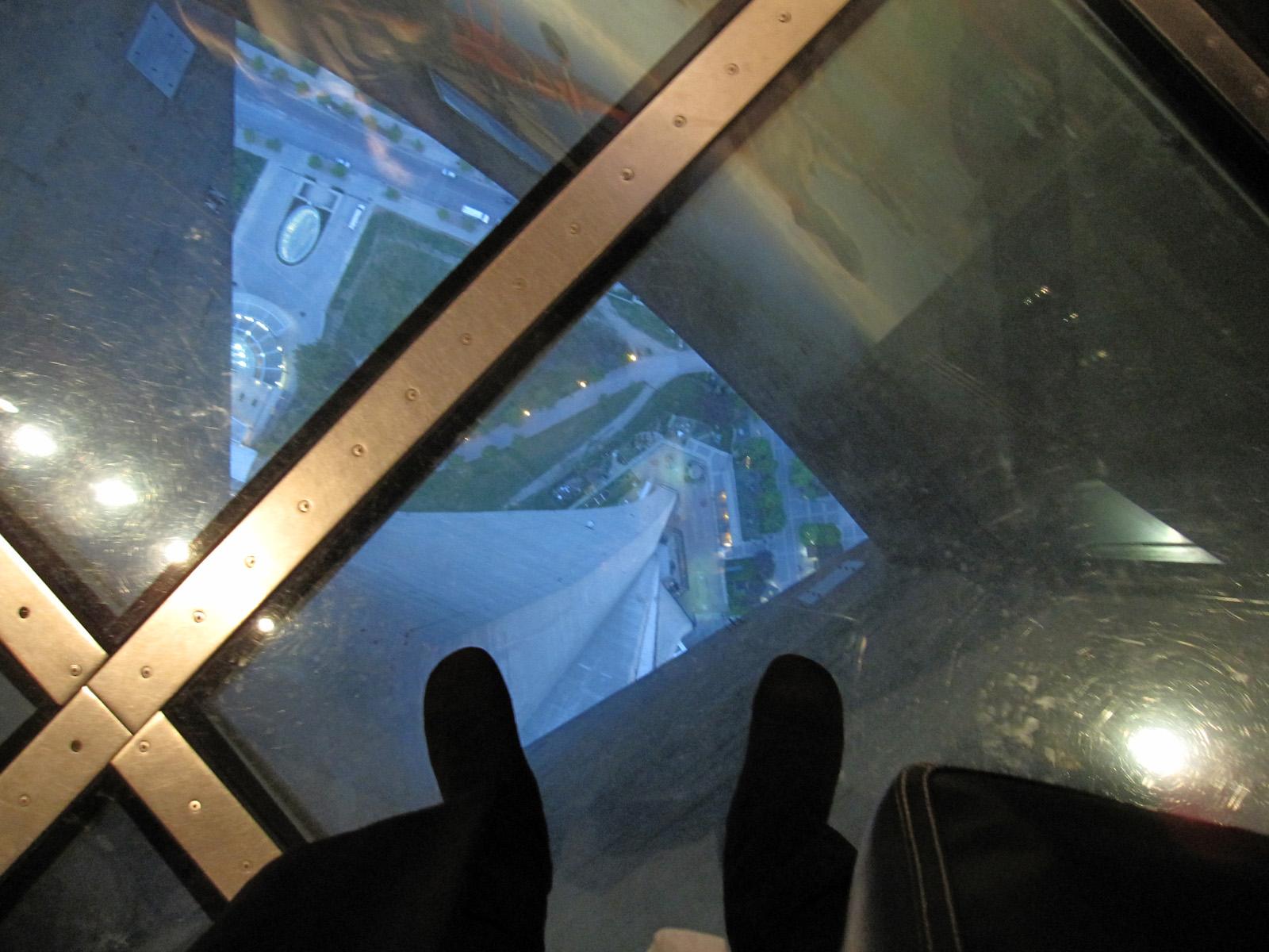Cn Glass Floor