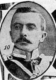 Grigory Choglokov Commander of the Imperial Russian Army