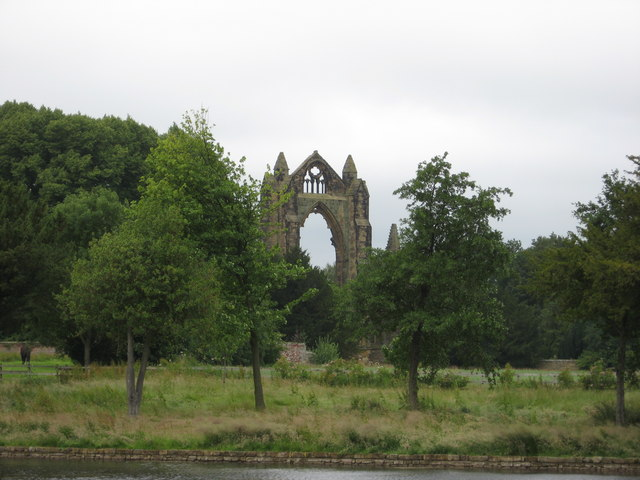 Guisborough Priory - geograph.org.uk - 1404943