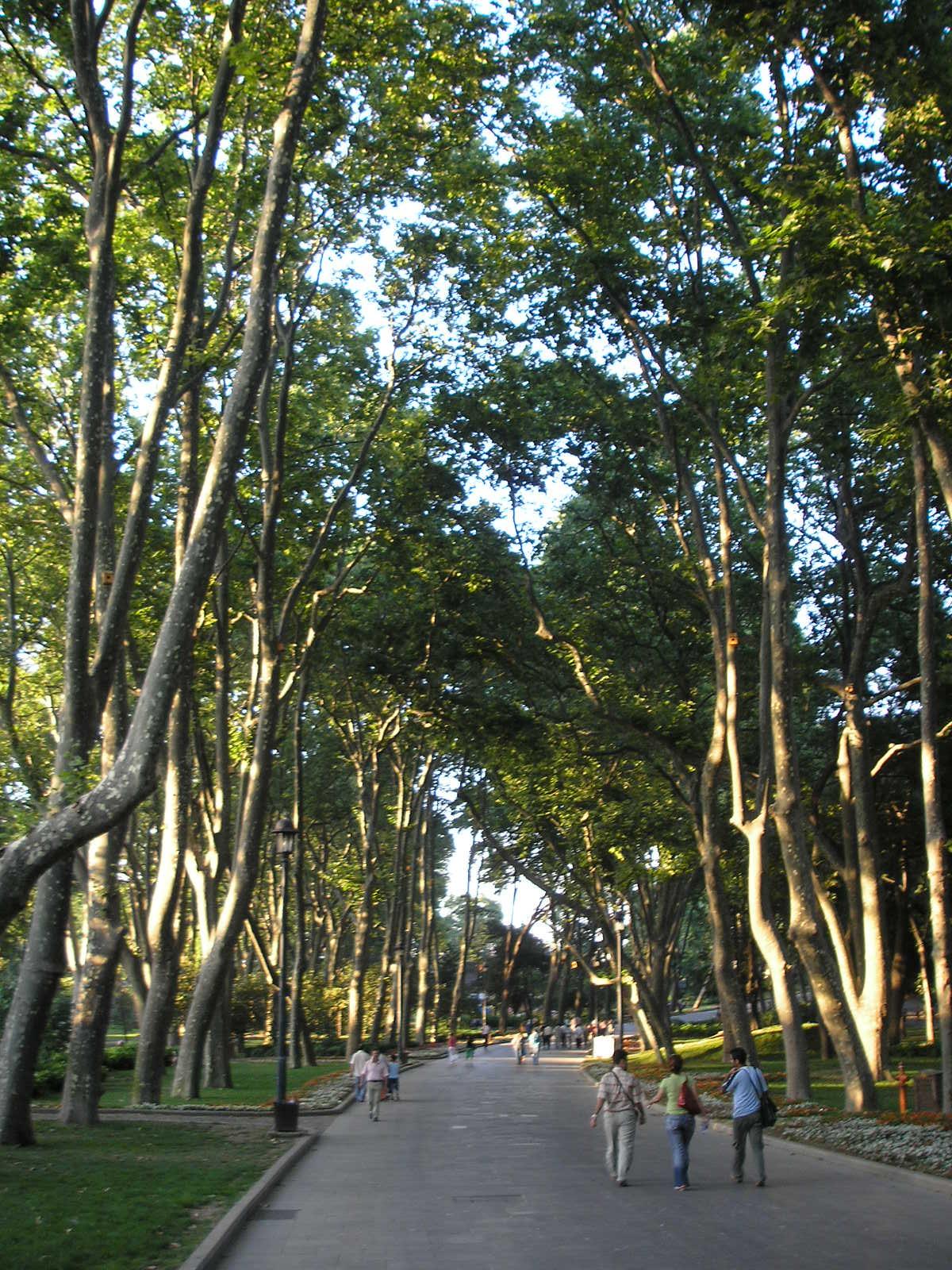 Visiter istanbul for Parc a visiter