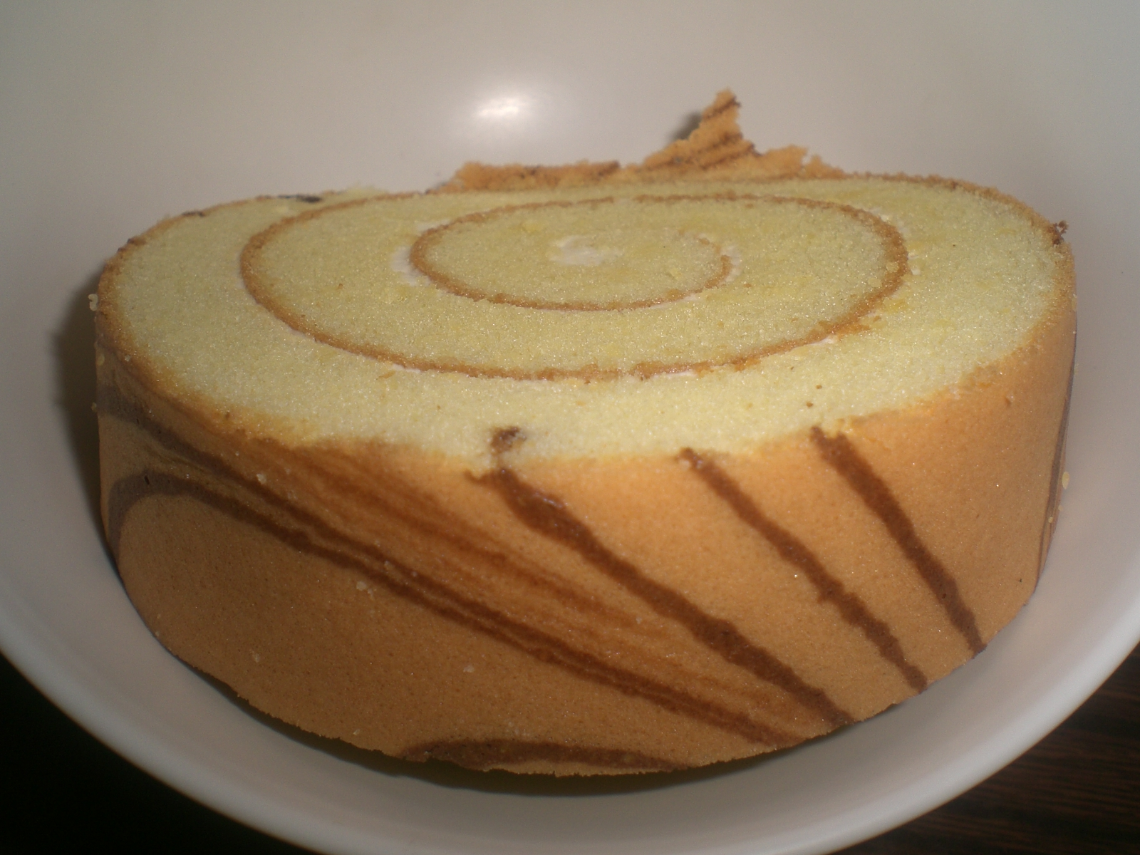 Swiss Roll Cake Recipe Without Eggs