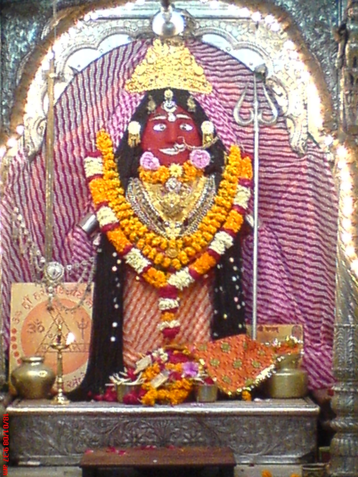 New Mata Vahanvati Ji Temple Images for Free Download