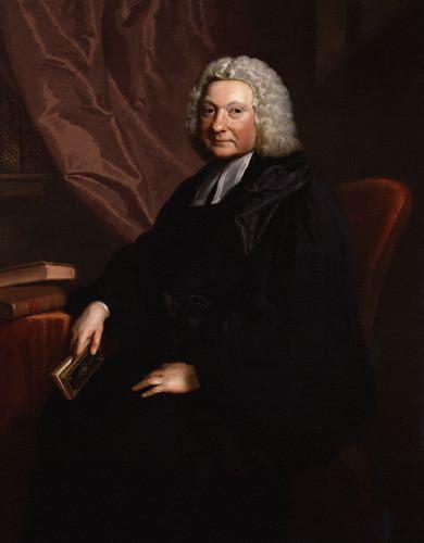 Henry Stebbing, 1757 portrait by [[Joseph Highmore