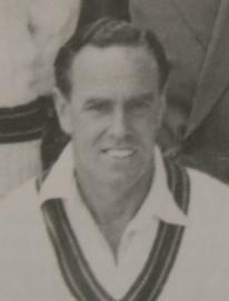 Ian Johnson, Australian cricket captain