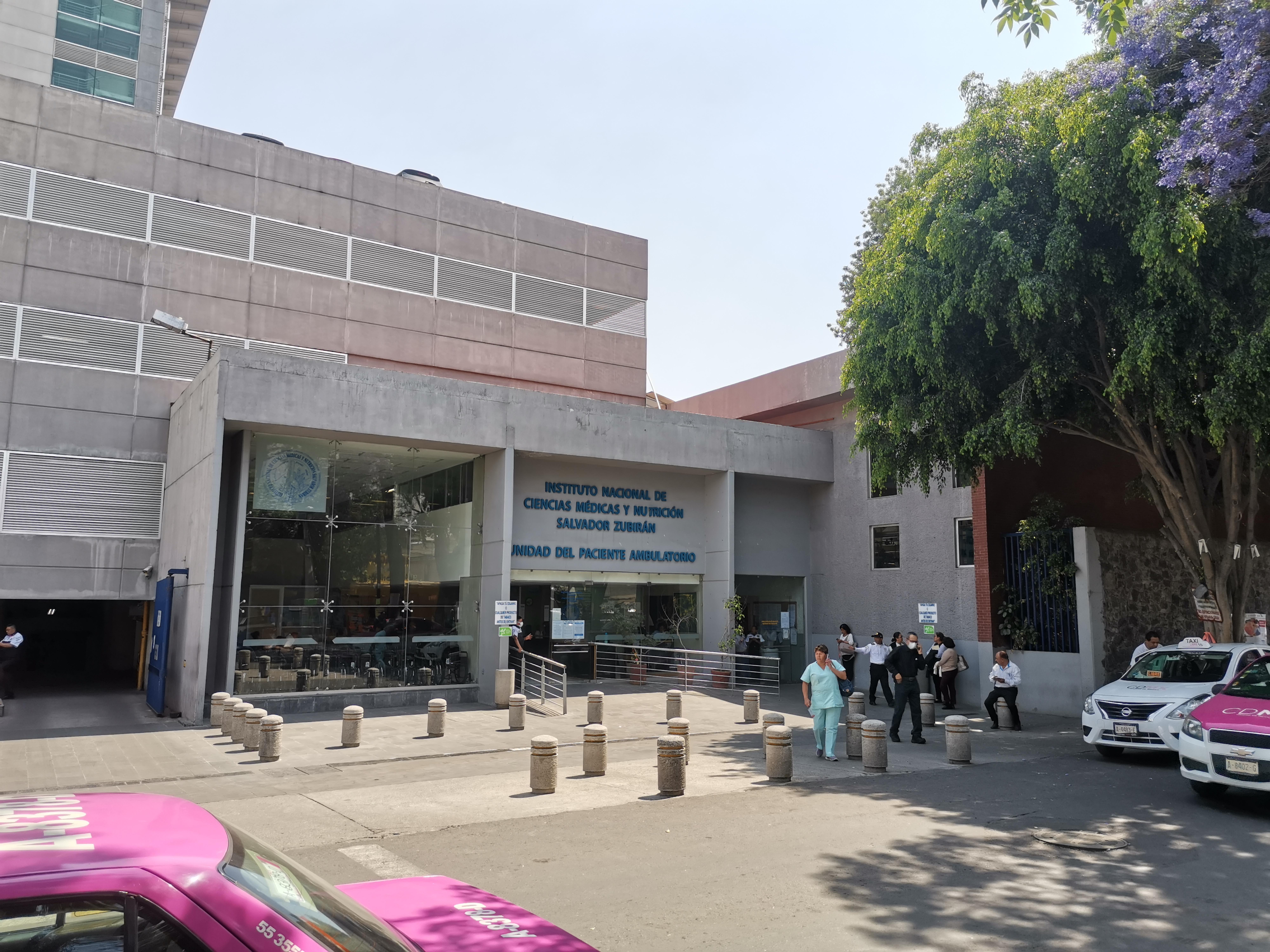 Hospital Zurbaran Mexico