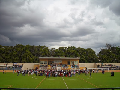 Estádio das Mangueiras