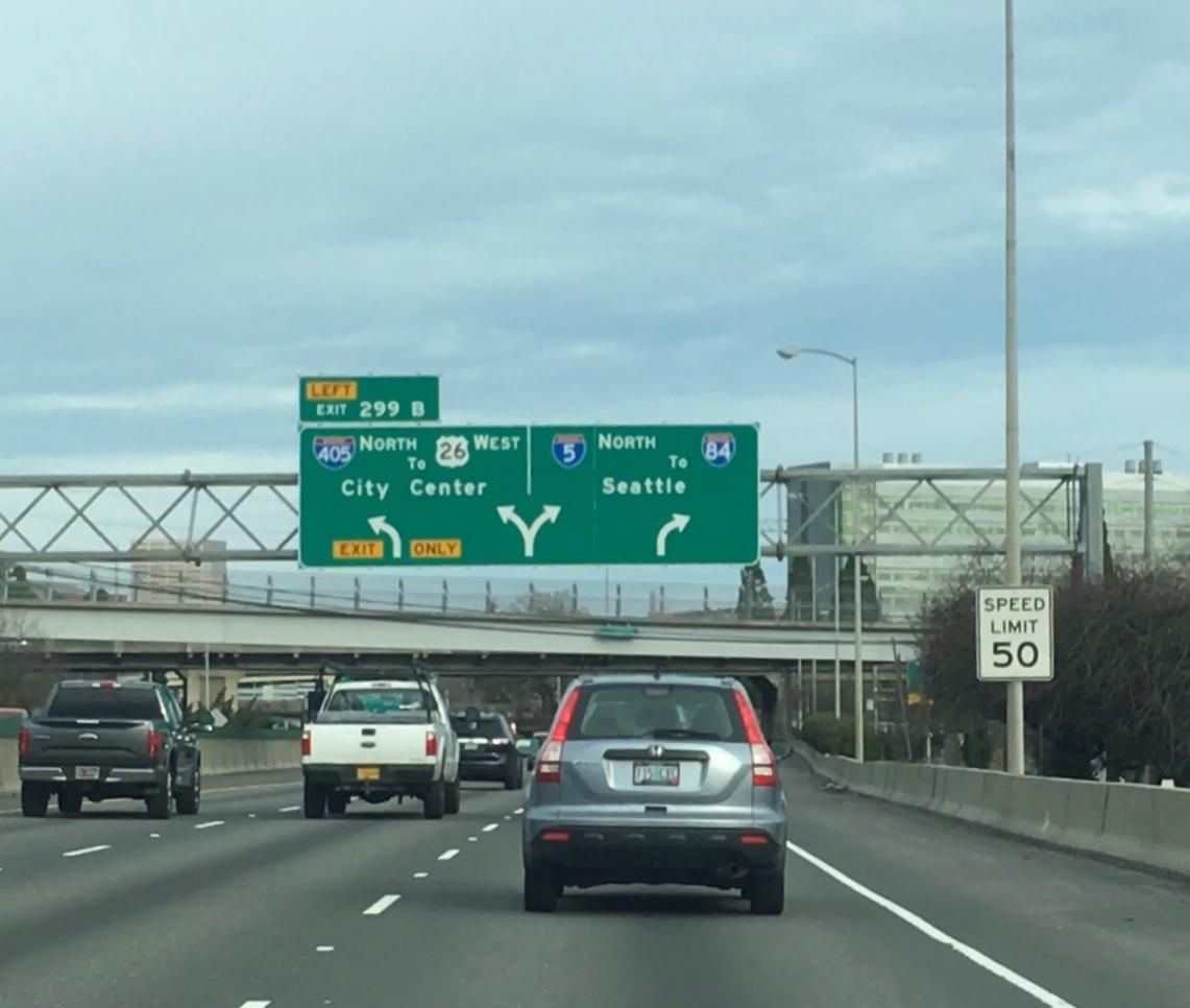 405 Freeway North