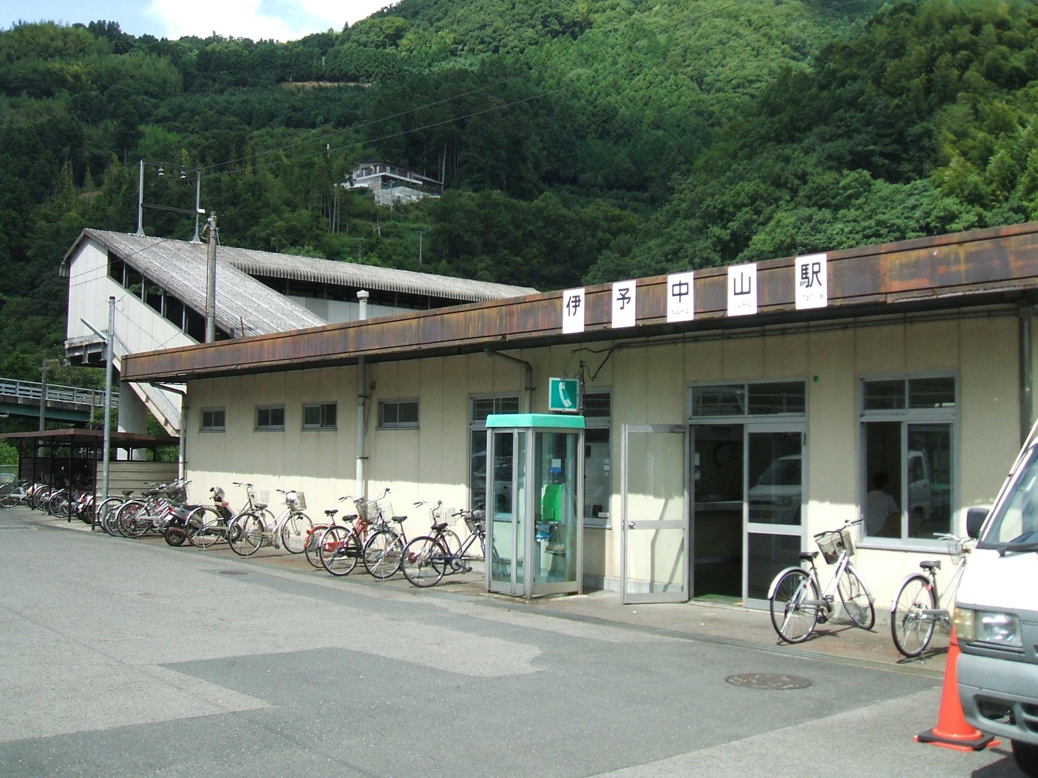 이요나카야마 역