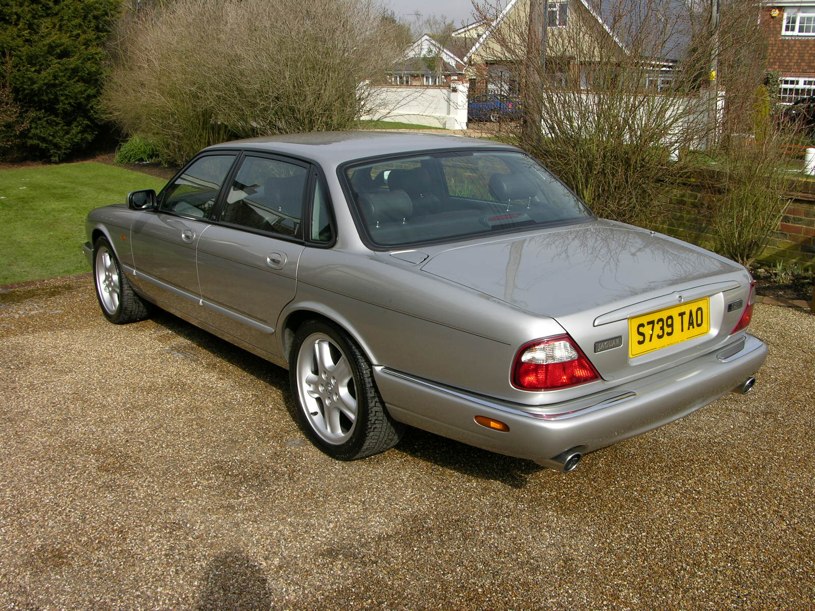 File Jaguar Xjr 1998 Flickr The Car Spy 9 Jpg