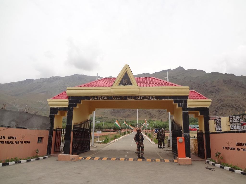 Kargil India  city images : Kargil War Book Kargil War Memorial India