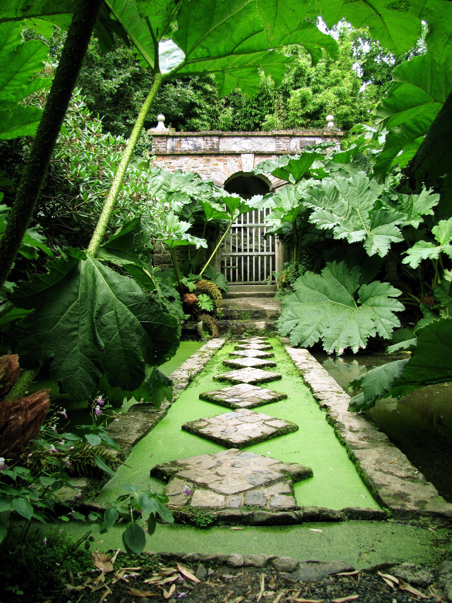 Jardins de kerdalo wikip dia - Jardins a l anglaise ...
