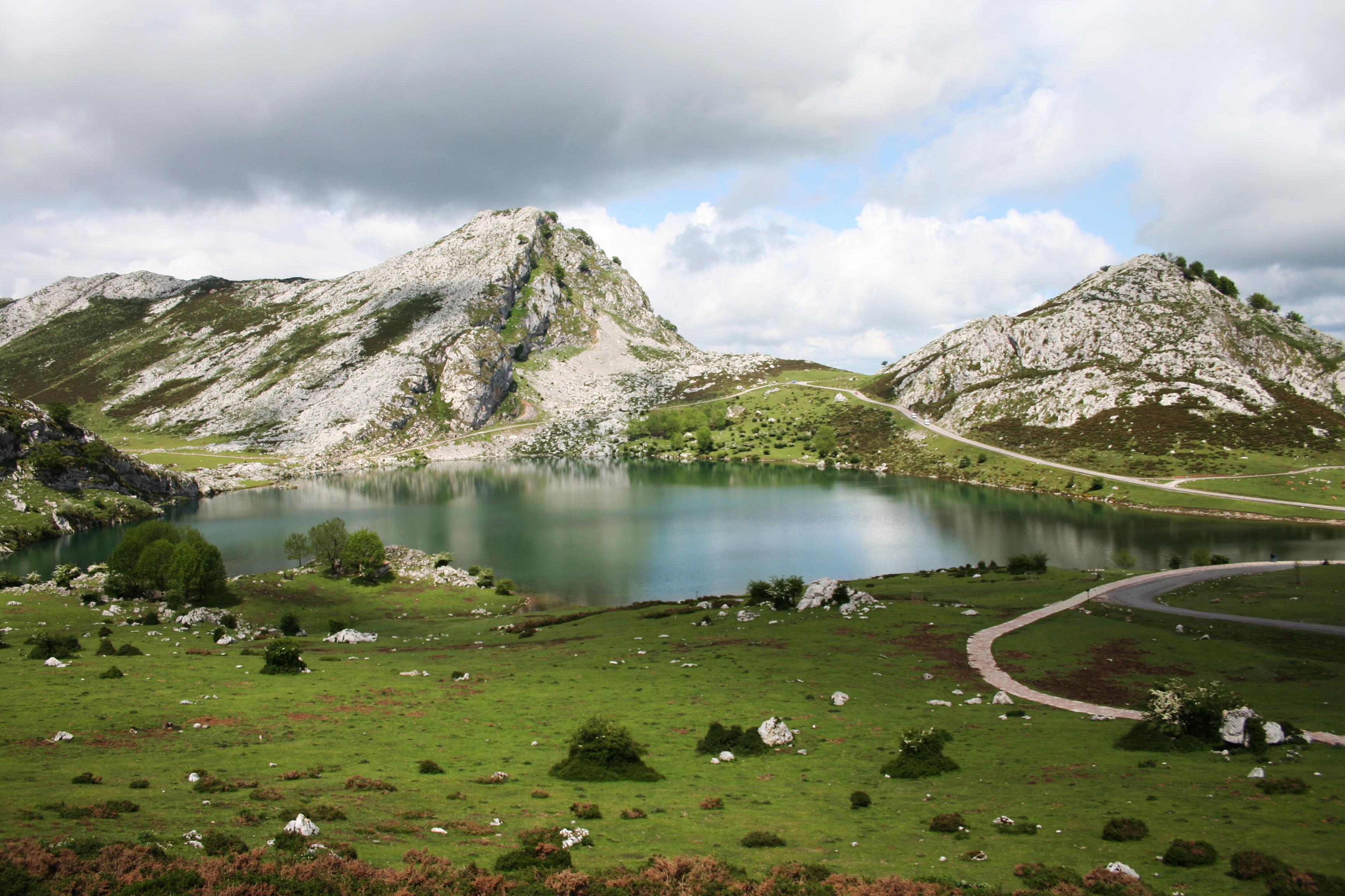lagos de covadonga ruta