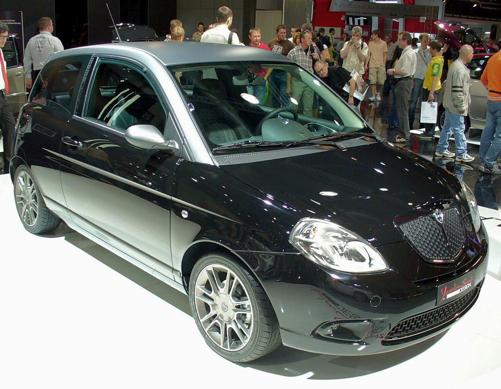 Image Result For Lancia Ypsilon Wikipedia