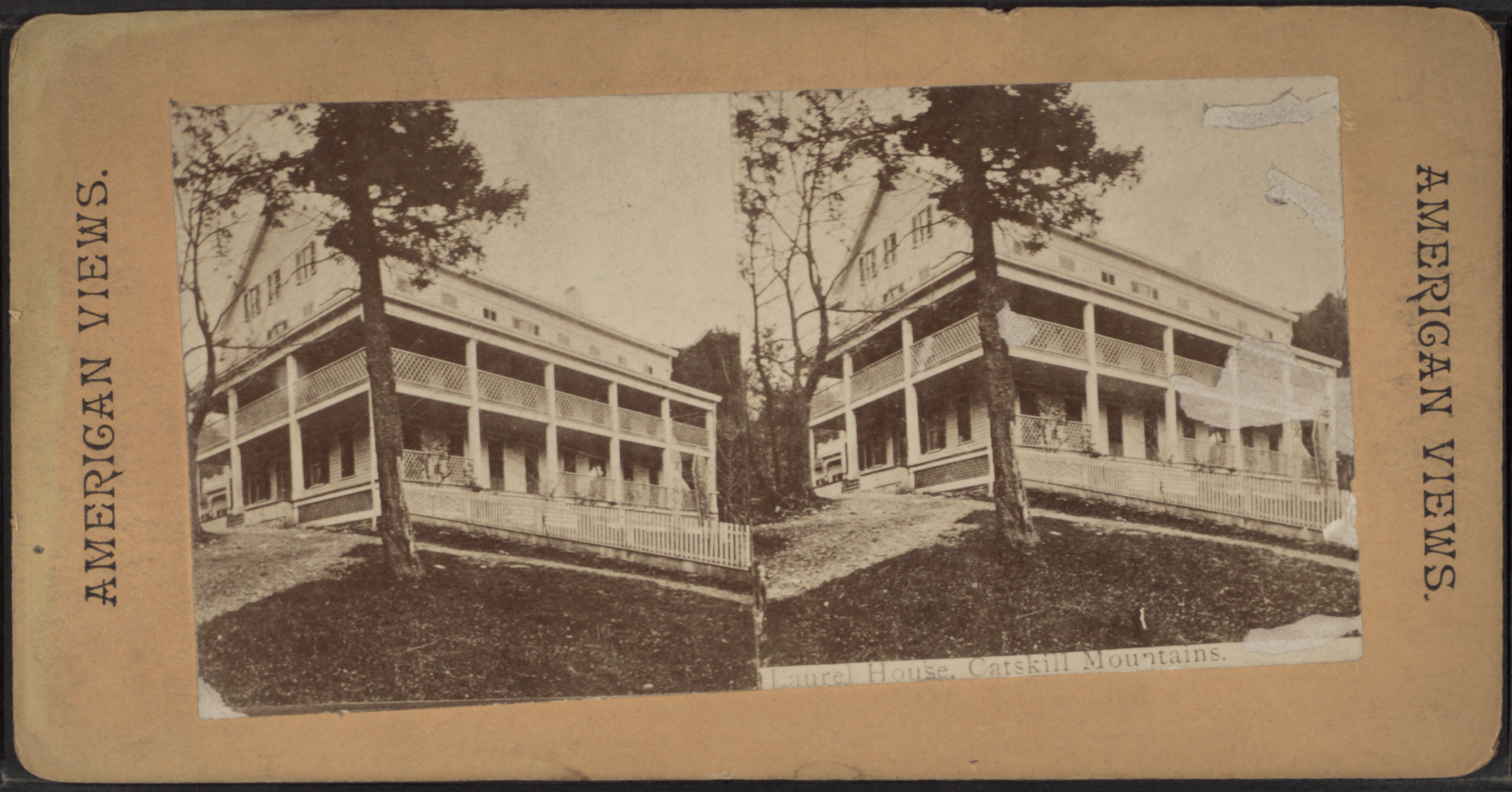 File laurel house catskill mountains from robert n for Laurel house