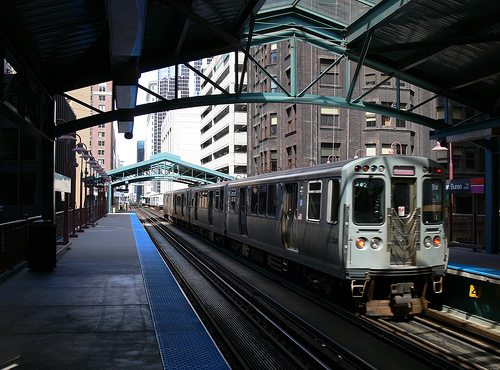 Fichier:Library CTA station.jpg