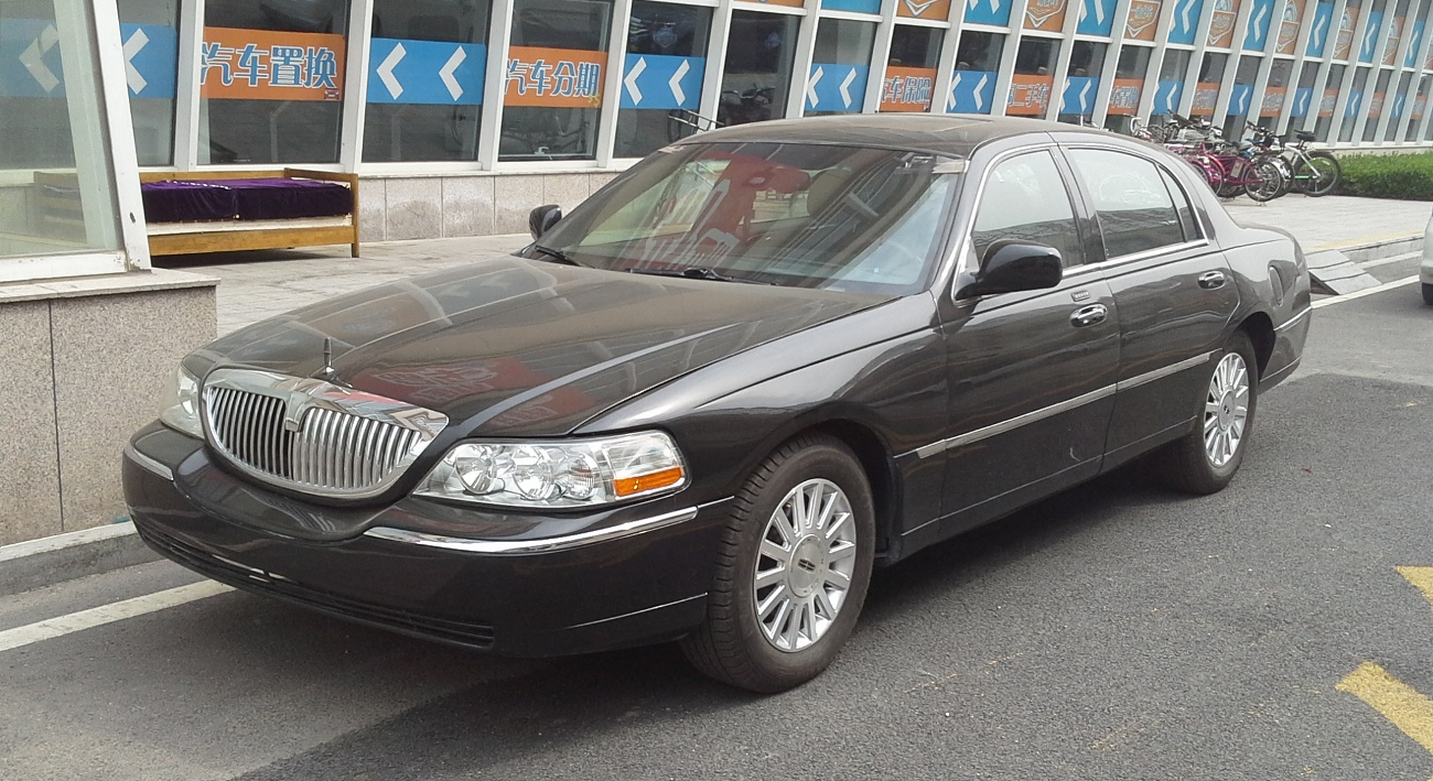 lincolnmotorco in lincoln town pin focus car