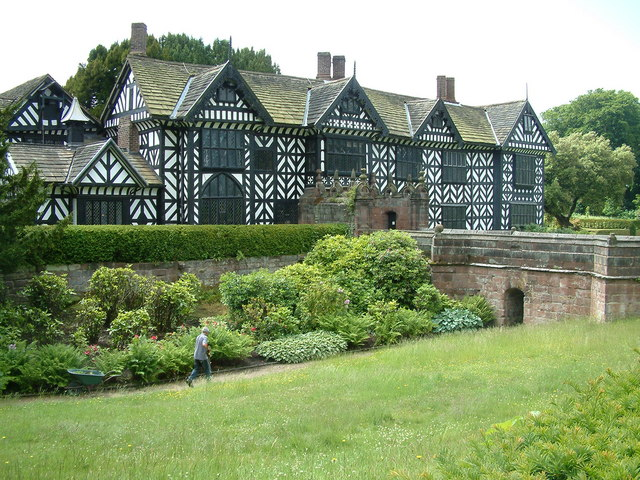 Liverpool, Speke Hall - geograph.org.uk - 208833