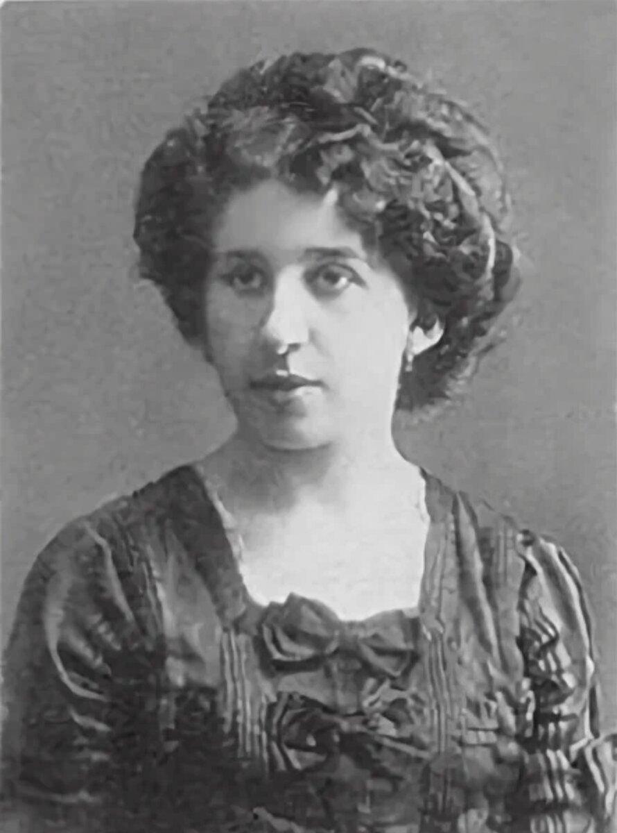 Lydia Zvereva Pioneering Russian aviator